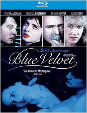 Blue Velvet: 25th Anniversary Edition (Blu-ray Disc)
