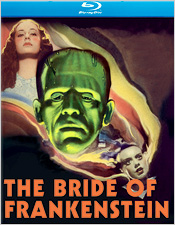 The Bride of Frankenstein (Blu-ray Disc)