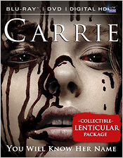 Carrie (2013 Blu-ray Disc)