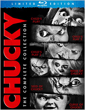 Chucky: The Complete Collection (Blu-ray Disc)