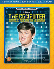 The Computer Wore Tennis Shoes (Blu-ray Disc)
