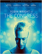 The Congress (Blu-ray Disc)