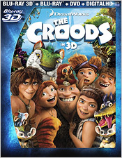 The Croods in 3D (Blu-ray 3D)