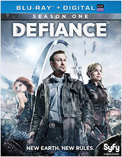 Defiance: Season One (Blu-ray Disc)