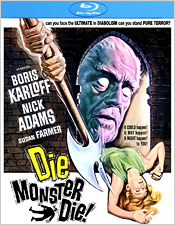 Die Monster Die! (Blu-ray Disc)