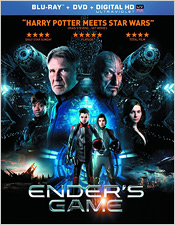 Ender's Game (Temp Blu-ray Disc)