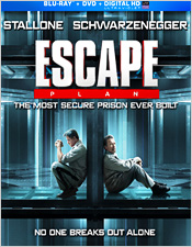 Escape Plan (Blu-ray Disc)