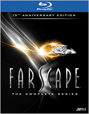 Farscape: The Complete Series - 15th Anniversary Edition (Blu-ray Disc)