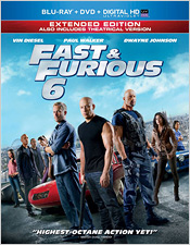 Fast & Furious 6: Extended Edition (Blu-ray Disc)