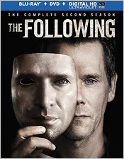The Following: The Complete Second Season (Blu-ray Disc)