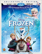 Frozen (Blu-ray Disc)