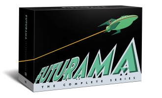 Futurama: The Complete Series DVD Gift Set (DVD)