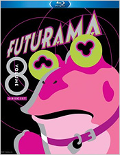Futurama: Volume 8 (Blu-ray Disc)
