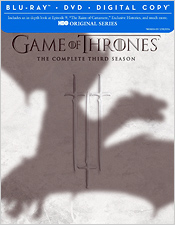 Games of Thrones: The Complete Third Season (Blu-ray Disc)