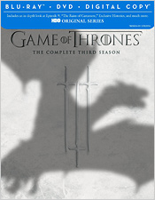Game of Thrones: Season Three (Blu-ray Disc)