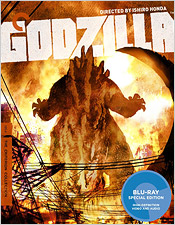 Godzilla (Criterion Blu-ray Disc)