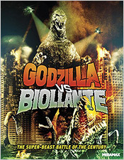 Godzilla vs. Biollante (Blu-ray Disc)