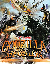 Godzilla vs. Megalon (Blu-ray Disc)