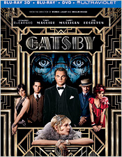 The Great Gatsby (Blu-ray 3D)