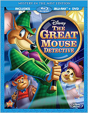 The Great Mouse Detective (Blu-ray Disc)
