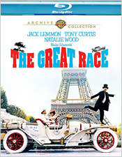 The Great Race (Blu-ray Disc)