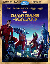 Marvel's Guardians of the Galaxy (Blu-ray 3D)