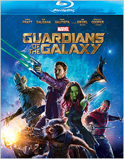 Marvel's Guardians of the Galaxy (Blu-ray Disc)
