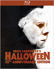 Halloween: 35th Anniversary Edition (Blu-ray Disc)