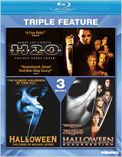 Halloween 3-Film Collection (Blu-ray Disc)