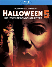 Halloween 5: The Revenge of Michael Myers (Blu-ray Disc)