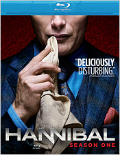 Hannibal: Season One (Blu-ray Disc)