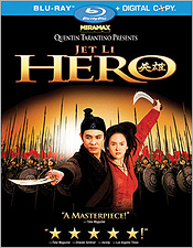 Hero (Blu-ray Disc)