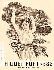 The Hidden Fortress (Criterion Blu-ray Disc)