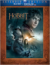 The Hobbit: An Unexpected Journey – Extended Edition (Blu-ray Disc)