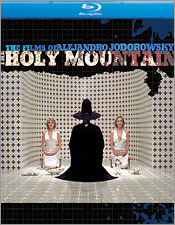 The Holy Mountain (Blu-ray Disc)