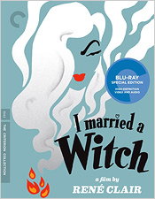 I Married a Witch (Criterion Blu-ray Disc)