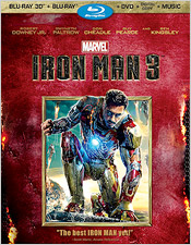 Iron Man 3 (Blu-ray 3D)