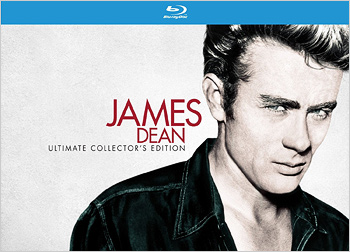 James Dean: Ultimate Collector's Edition (Blu-ray Disc)