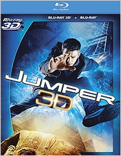 Jumper 3D (Blu-ray 3D)