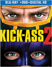Kick Ass 2 (Blu-ray Disc)