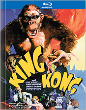 King Kong (Blu-ray Disc)