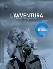 L'Avventura (Criterion Blu-ray Disc)