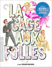 La Cage Aux Folles (Criterion Blu-ray Disc)