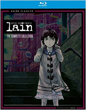 Serial Experiments Lain: Classic Series (Blu-ray Disc)