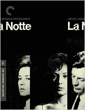 La notte (Criterion Blu-ray Disc)