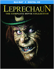 Leprechaun: The Complete Movie Collection (Blu-ray Disc)