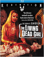 The Living Dead Girl (Blu-ray Disc)