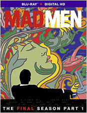 Mad Men: The Final Season - Part 1 (Blu-ray Disc)