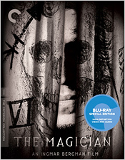 The Magician (Criterion Blu-ray Disc)