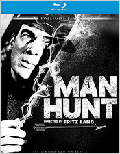 Man Hunt (Blu-ray Disc)